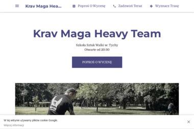 Krav Maga Heavy Team - Sporty walki, treningi Tychy