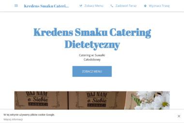 Kredens Smaku Catering Dietetyczny - Gastronomia Suwałki