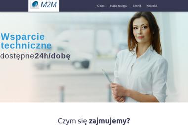 M2M usługi teleinformatyczne - Internet Suwałki