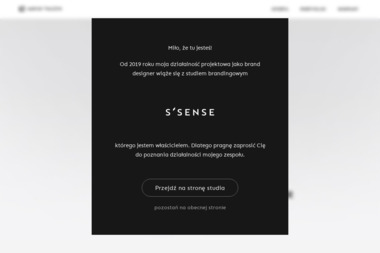 Brand Designer Marcin Tkaczyk - Identyfikacja wizualna Rzeszów