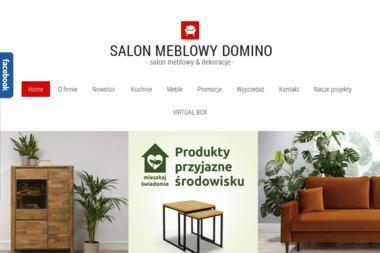 Salon Meblowy Domino - Meble Bielsko-Biała