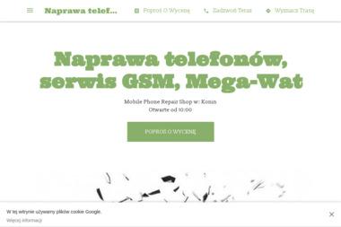Mega-Wat - Serwis komputerów, telefonów, internetu Konin