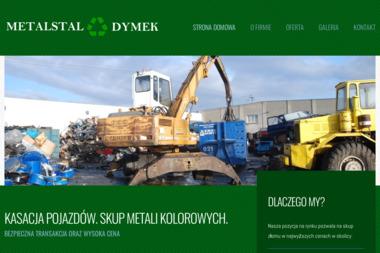 F.H.U Dymek - Auto złom Środa Wielkopolska