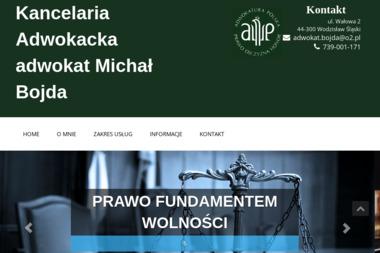 Kancelaria Adwokacka Michał Bojda - Adwokat Wodzisław Śląski