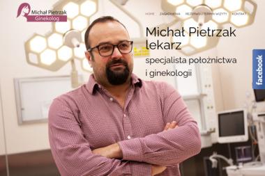 Michał Pietrzak - Ginekolog Łódź