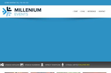 Agencja Eventowa Millenium - Agencje Eventowe Rzeszów