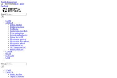 MK Medycyna Estetyczna - Zabiegi Ujędrniające Otwock