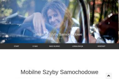 Mobilne Szyby - Przyciemnianie Szyb w Samochodzie Białystok