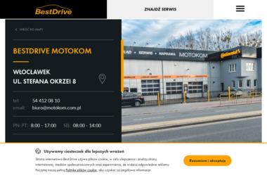 BestDrive Motokom - Klimatyzacja Samochodowa Włocławek