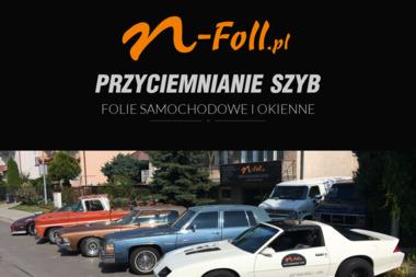N-Foll - Oklejanie Szyb Samochodowych Zamość