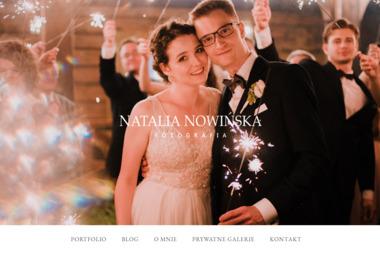 Natalia Nowińska Fotografia - Sesje zdjęciowe Siedlce