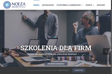NOEZA NON-PROFIT Sp. z o.o. - Szkolenia Mielec