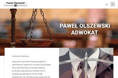 Kancelaria Adwokacka Paweł Olszewski - Mediatorzy Iława