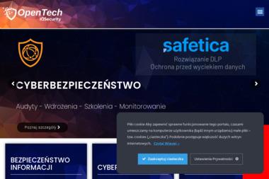 OpenTech - Strony Internetowe Jędrzejów