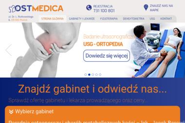 OSTMEDICA - Rehabilitanci medyczni Płońsk