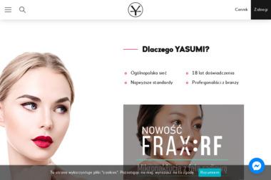Gabinet kosmetyczny YASUMI - Manicure i pedicure Ostrzeszów