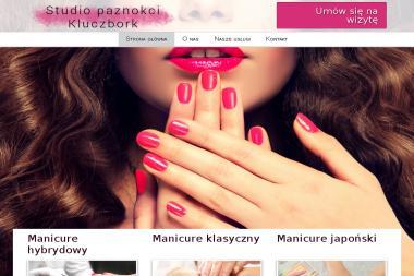 Studio Paznokci Kluczbork - Manicure i pedicure Kluczbork