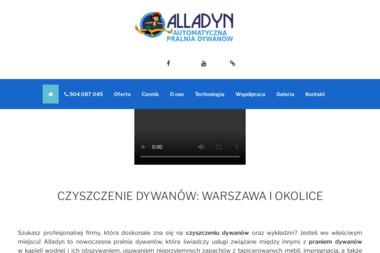 Alladyn - Czyszczenie Tapicerki Meblowej Myślenice