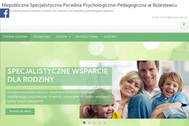 Niepubliczna Specjalistyczna Poradnia Psychologiczno-Pedagogiczna w Bolesławcu - Psycholog Bolesławiec