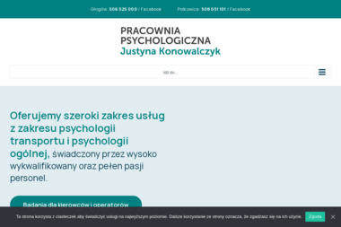 "Pracownia Psychologiczna ""Dobre Miejsce"" - Psycholog Głogów"