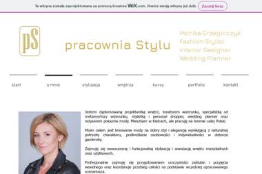 Monika Grzegorczyk Pracownia Stylu - Stylista Kielce