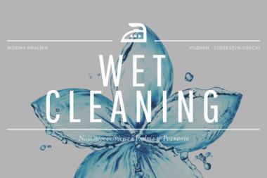 Wet Cleaning - Pranie i prasowanie Poznań