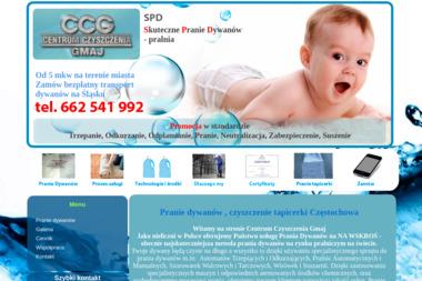 CCG Centrum Czyszczenia GMAJ - Pralnia Katowice