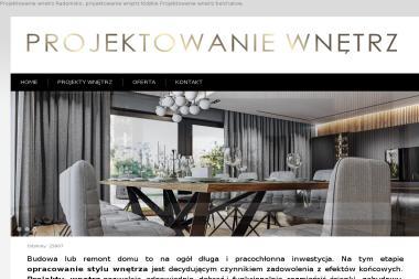 Projekt Enklawa - Architektura Wnętrz Radomsko