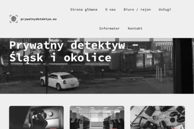 Prywatny Detektyw - Prywatni Detektywi Sosnowiec
