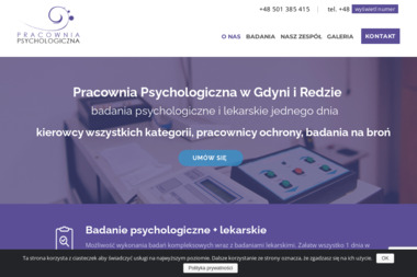 Pracownia Psychologiczna - Psycholog Gdynia