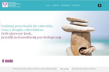 Psycholog, psychoterapeuta, seksuolog - Sara Wróblewska-Grabska - Psycholog Lębork