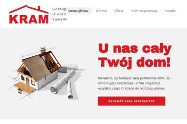 KRAM - Pokrycia dachowe Gołdap