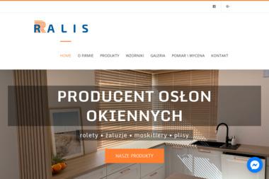 RALIS MP s.c. - Rolety zewnętrzne Siedlce
