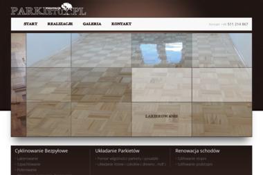 Renowacja Parkietu - Cyklinowanie Podłogi Augustów