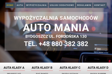 Auto Mania - Tuning Bydgoszcz