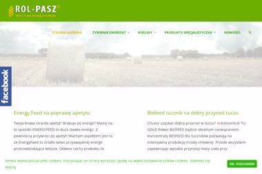 Firma Handlowa Rol-Pasz - Kreda Pastewna Piaski