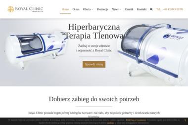Royal Clinic Medical Spa - Zabiegi na ciało Wieluń