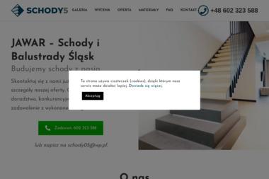 P.R.B. JAWAR S.C. - Schody metalowe Bielsko-Biała