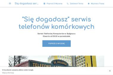 """""""Się Dogadasz"""" Serwis Telefonów Komórkowych - Serwis komputerów, telefonów, internetu Bydgoszcz"""