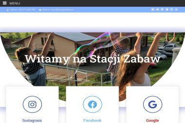 Stacja Zabaw - Animatorzy dla dzieci Gdańsk