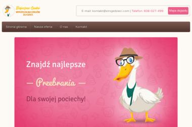 Bajeczne Gąski - Wypożyczalnia Strojów Dla Dzieci - Wypożyczalnia strojów Kraków