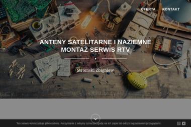 Anteny Satelitarne i Naziemne - Montaż Serwis RTV - Naprawa Telewizorów Małkowo