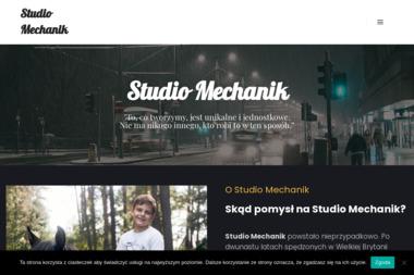 Studio Mechanik - Fotograf Ostro艂臋ka