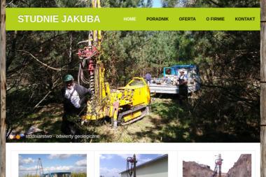 Studnie Jakuba - Wiercenie Studni Głębinowej Biała Podlaska