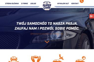 Super Cars - Warsztat samochodowy Bydgoszcz