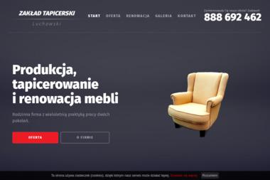 Zakład Tapicerski Luchowski - Tapicer Biłgoraj
