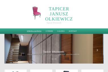 TAPICER JANUSZ OLKIEWICZ - Tapicer Włocławek