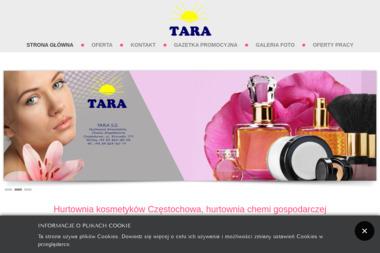 TARA Sp.J. Hurtownia Kosmetyków i Chemii Gospodarczej - Środki czystości Czestochowa