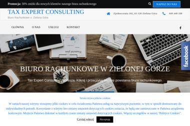 BIURO RACHUNKOWE TAXEXPERTCONSULTING - Doradca podatkowy Zielona Góra