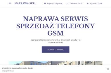 NAPRAWA, SERWIS, SPRZEDAŻ - TELEFONY GSM - Serwis komputerów, telefonów, internetu Gniezno